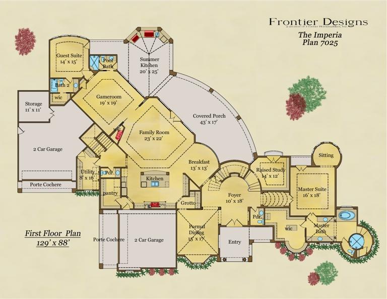 7025 First Floor