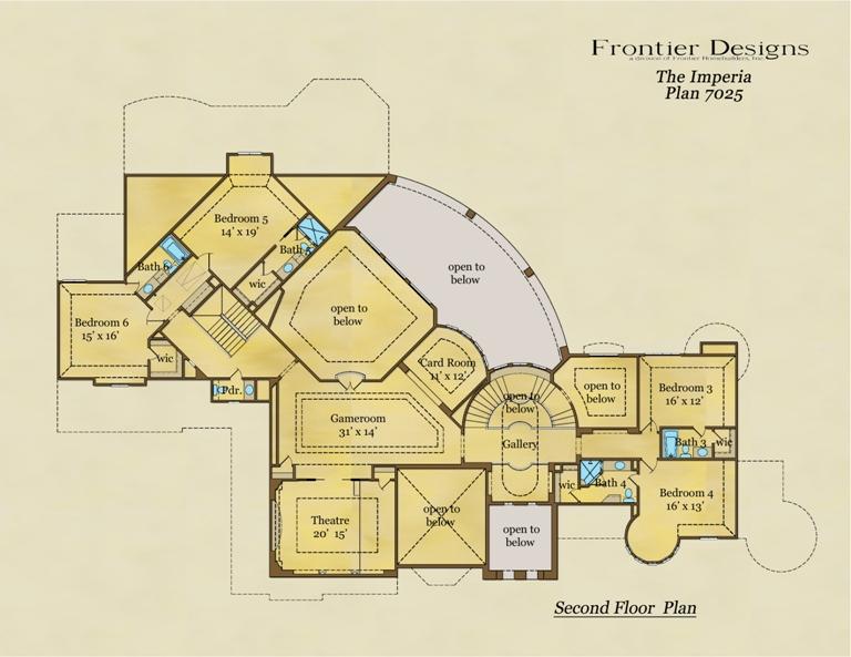7025 Second Floor