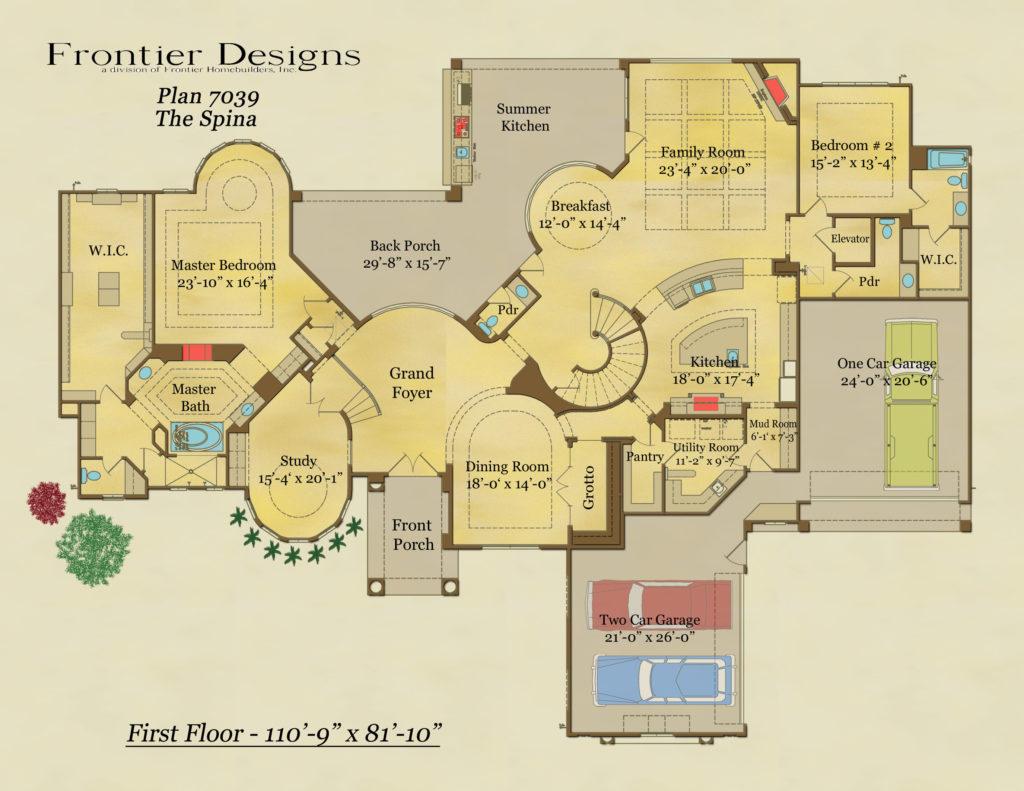 7039 First Floor