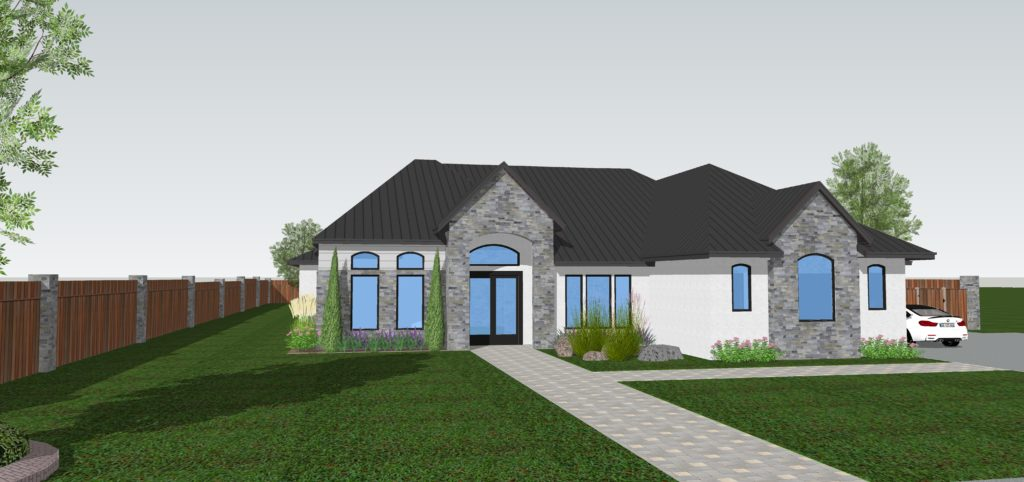 Wesley- Front Elevations_ 07.15.2019